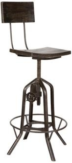 industrial bar stool dinetteonline