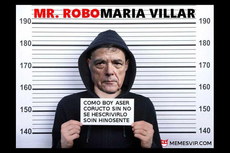 Meme Ángel María Villar fan de Mr. Robot #memes #meme #momo #momos #chistes #humor #risas #gracioso #divertido #español #enespañol #memesenespañol #mexico #colombia #chile #venezuela #estadosunidos #argentina #españa #angel #maria #villar #rfef #seleccion #española #detenido #corrupcion #españa #carcel #fifa