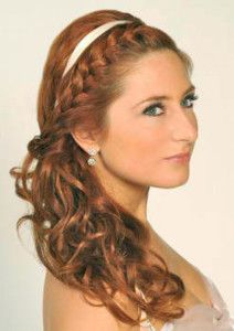 coiffures tressées pour les cheveux longs faciles