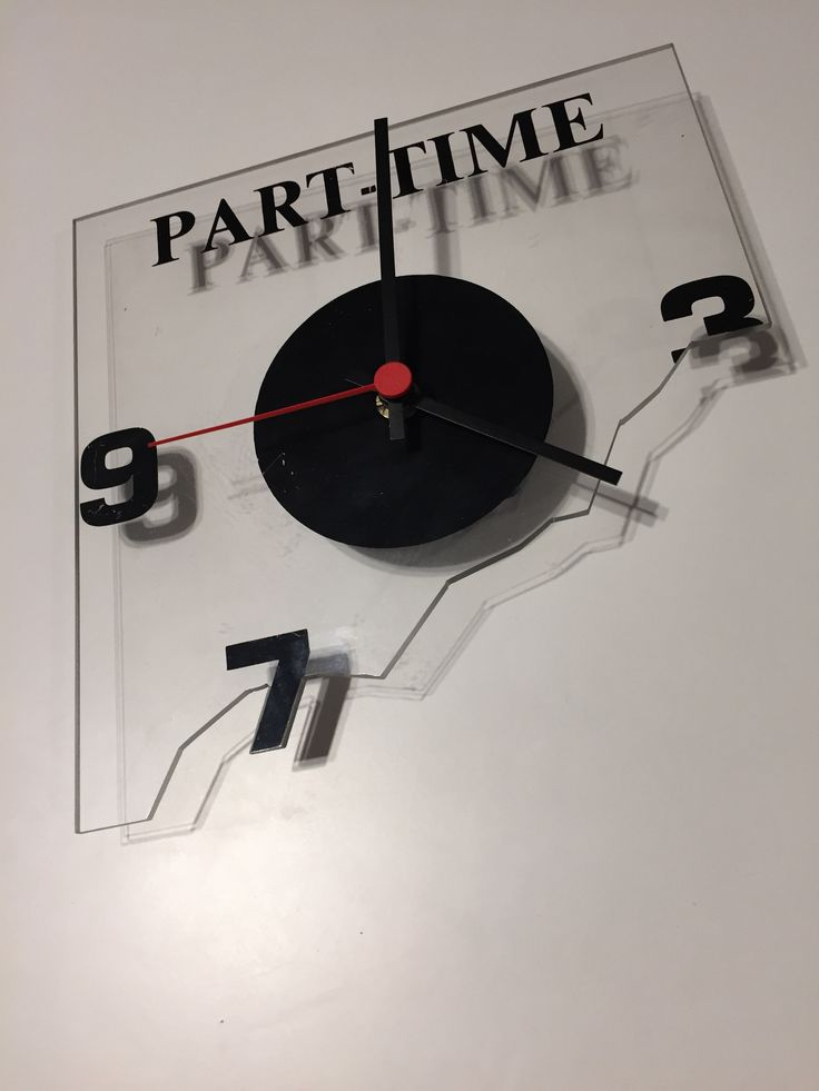 WALL CLOCK Part Time