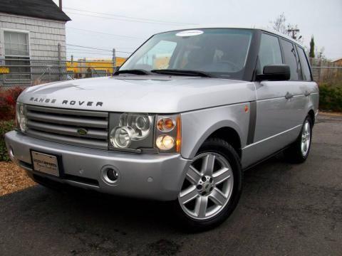 2005 Range Rover For Sale Used 2005 Land Rover Range