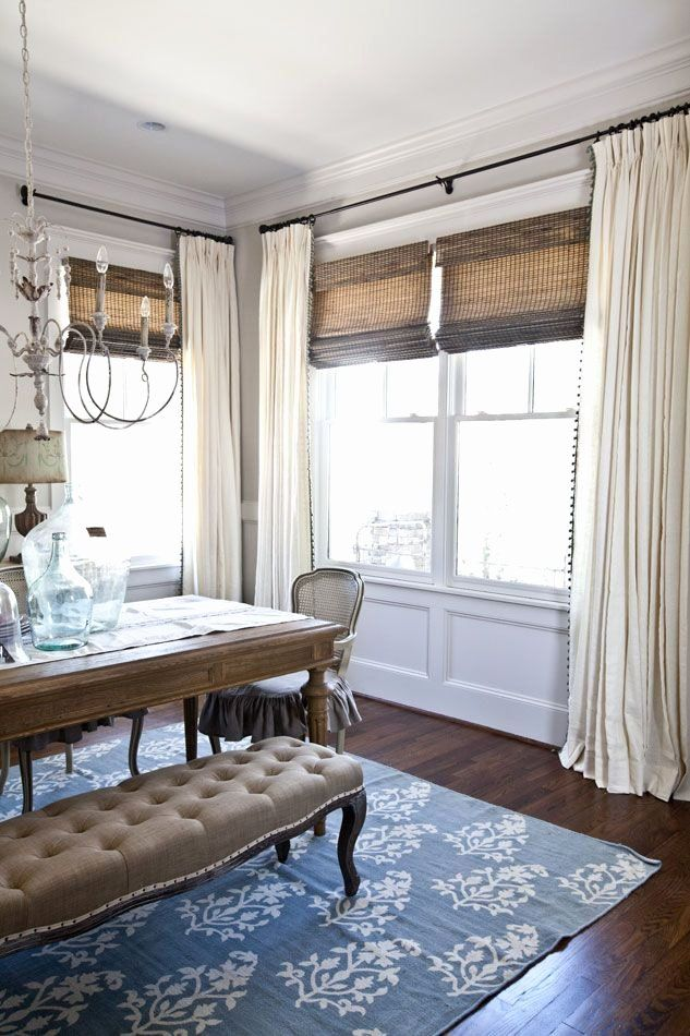 Curtains For Dining Room Windows Awesome 25 Best Ideas About Dining Room Curtains On Pinterest Tirai Ruang Tamu Ide Dekorasi Rumah Dekorasi Ruang Tamu
