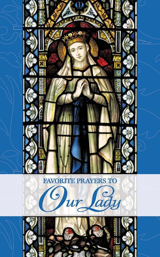 All of the most well known prayers to the Blessed Virgin Mary are contained in this new complete booklet, Favorite Prayers to Our Lady. The perfect size to carry always, its daily use will aid your devotion to the Blessed Virgin Mary. Perfect for those fa