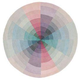 Linie Design Universe Multi Rug  Pastel spectrum