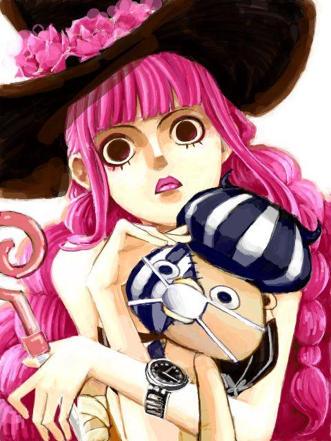 Pin di Misa su Perona One Piece