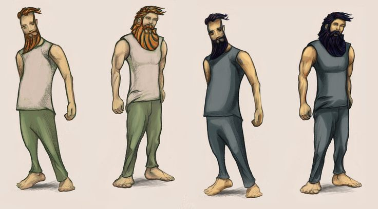 Character concepts -  AC