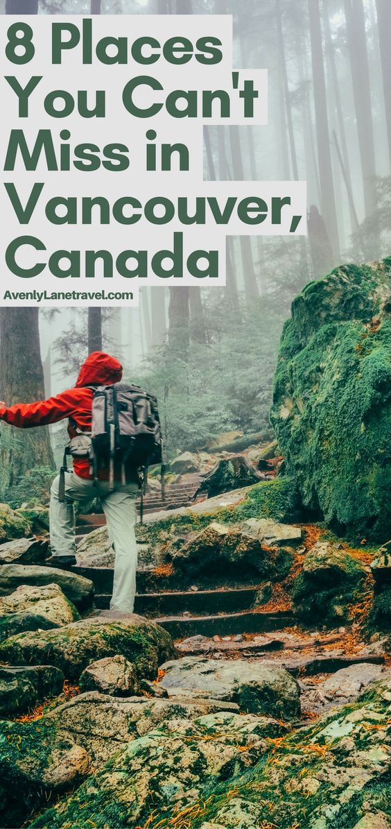 Grouse Mountain hiking trails in Vancouver Canada! Vancouver is easily one of the most beautiful cities in the world! Explore more of the best things to do in Vancouver, BC on Avenlylanetravel.com. #canada #travel