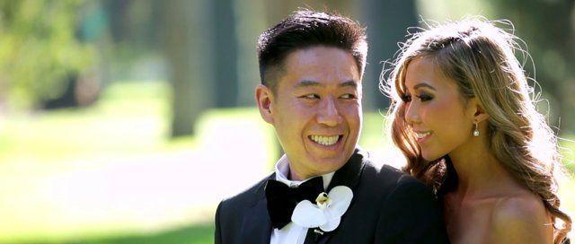 Lisa and Tuan's Wedding!  Reverend Jennifer Tan, Officiant. Citizen Hotel, Sacramento. Lightbulb Video. www.reverendtan.com