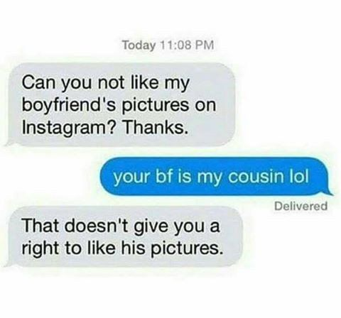 Surviving Instagram in a Relationship - 7 Hilarious Psycho Girlfriend Situations