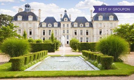Art Hotel (Châteaux & Hôtels Collection) à Rochecorbon : 1 à 2 nuits 4* avec apéritif, hammam et sauna au Centre-Val de Loire: #ROCHECORBON…