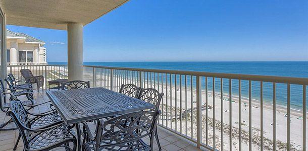 Compass Point Beach Resort Gulf Shores Alabama