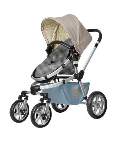 Rozibaby Pram Builder | Design your own baby pram | Online Prams Australia