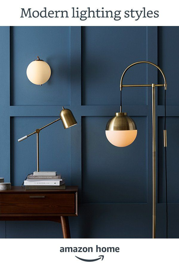 Refresh your home with Modern lighting! Shop Amazon Home.