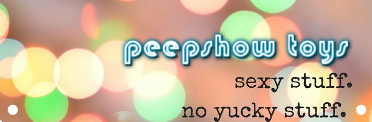 Peepshow Toys is more than just another online shop, theres a lot of awesome going on here. If you are unfamiliar I suggest you take peep!
