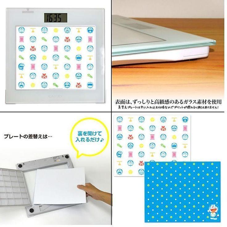Doraemon哆啦A夢電子磅 價錢: HK$460 尺寸: L:30cm x W:31.2cm x H:23cm 顏色: (白/藍) 功能: )報時 )磅重 )測量室溫 特點: )哆 ...