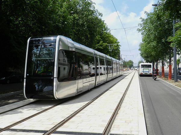 Tramway - Tours - France