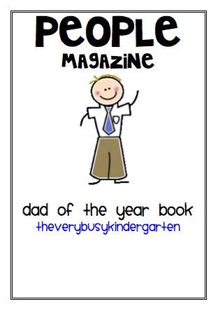 father's day writing examples