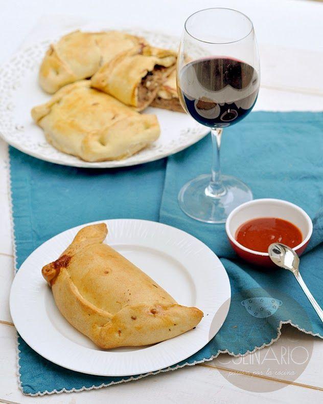 Espacio Culinario: Empanadas de Pino Chilenas
