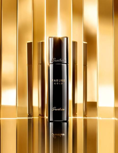 Guerlain Parure Gold Foundation and L�Or for Fall 2015