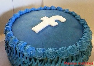 Maanan matkassa: FB-kakku