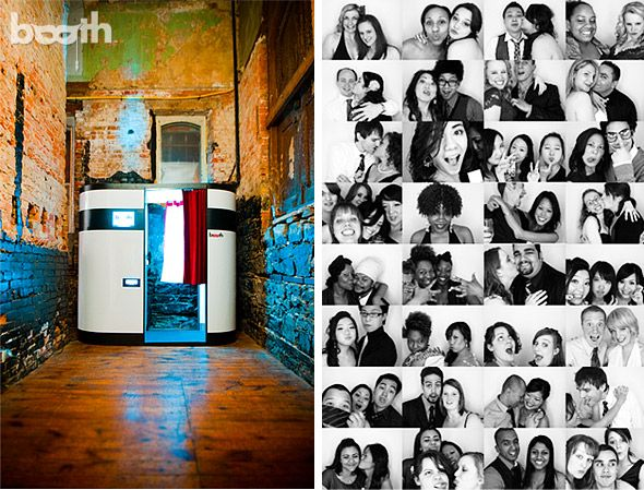 Wedding Reception Photo Booth Ideas: Photo Booths Are Such A Great And Fun Addition To A
