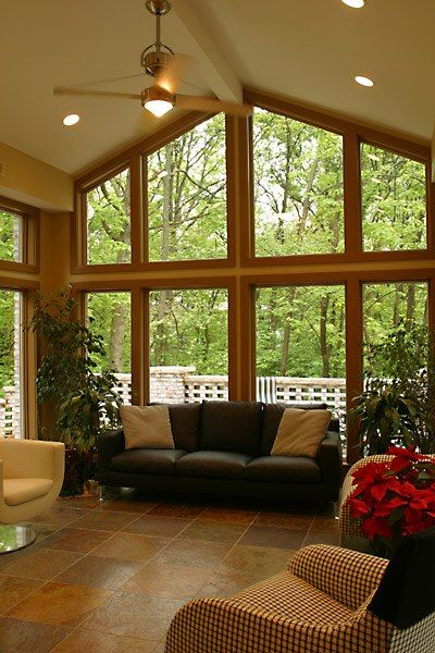 Best 25 home addition plans ideas on pinterest for Large windows for sunroom