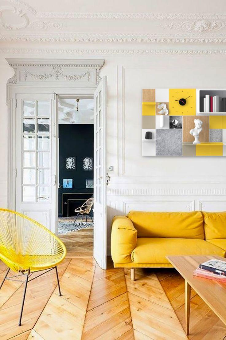 Actualité estivale oblige, le sacro-saint tour de France inspire aussi les passionnés de décoration et invite la couleur jaune dans nos intérieurs…