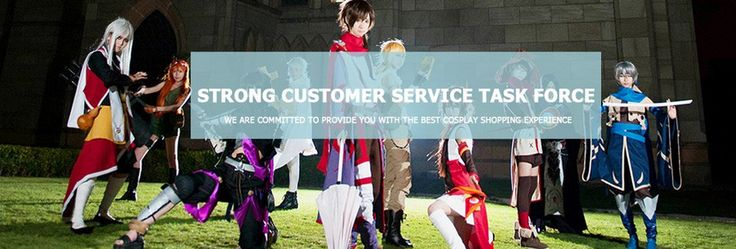 Cosplay Costumes-Cosplayful is Your One Stop Cosplay Shop
