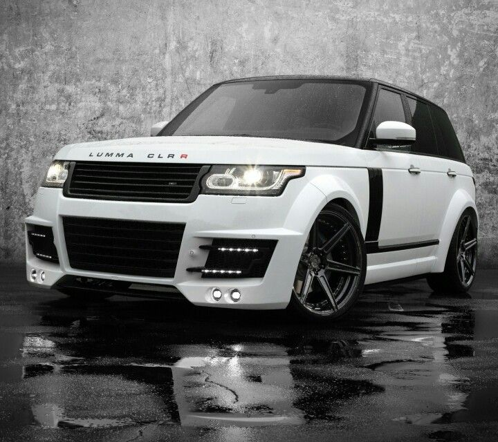 2008 Land Rover Range Rover Supercharged: Range Rover, Cars, Design