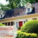 So many beautiful decorating ideas in this home!: Remodel Ideas, Reno Ideas, Decor Ideas, Small Home, Bathroom Chandelier, Home Decorating Ideas, Decor Ideal, Atlanta Home, Back Yard