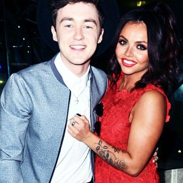 You Have to See How Ed Sheeran Helped Rixton's Jake Roche Propose to Little Mix's Jesy Nelson