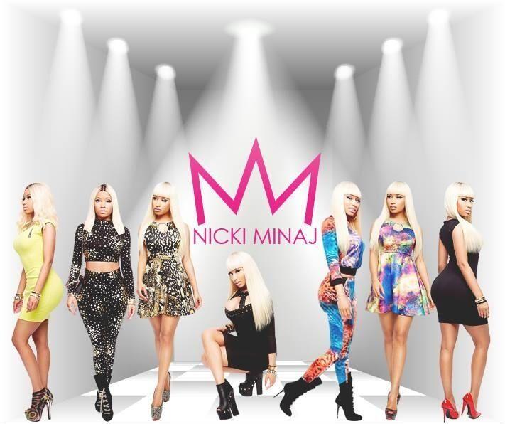 Nicki minaj style clothes online
