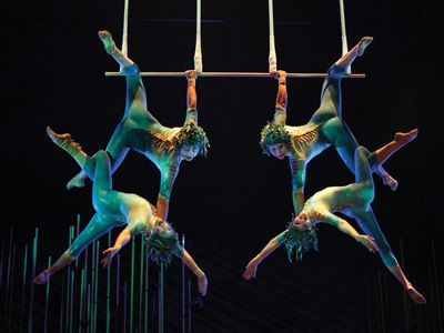 Cirque Du Soleil To Perform In Riviera Maya | crashmat.