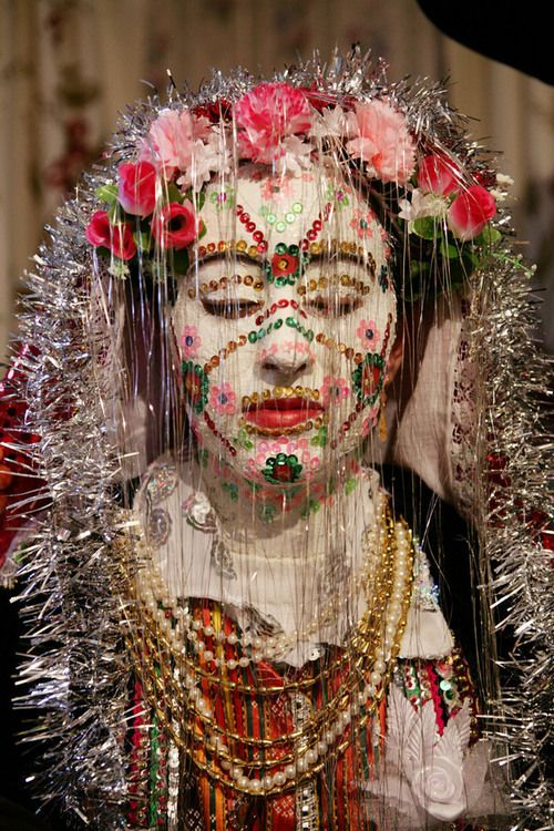 photo: The Bulgarian Tradition Bride