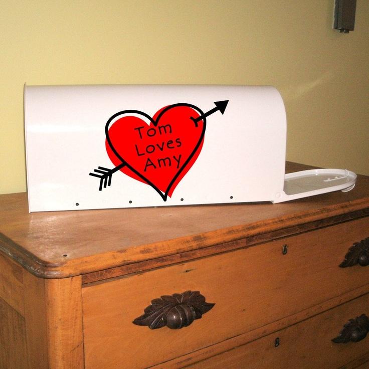 44 best Wedding Mailbox images on Pinterest | Wedding mailbox ...