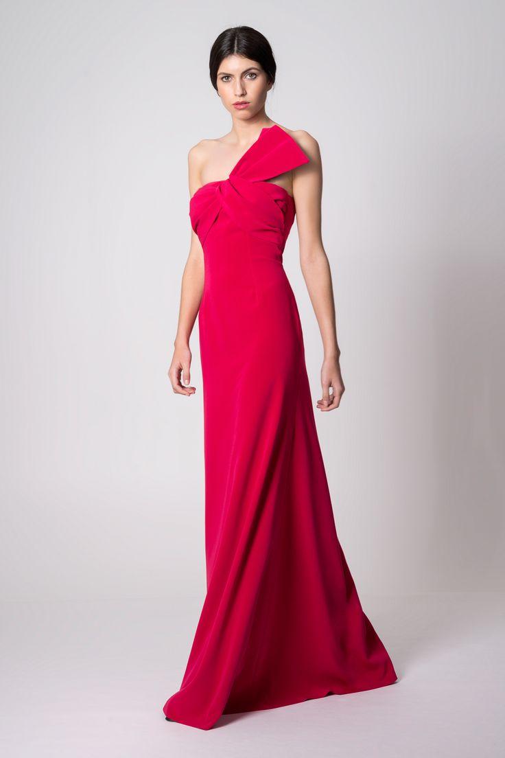Vestidos largos para bodas de verano: Vestido Platonia