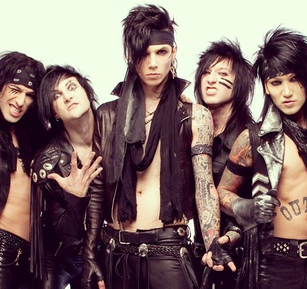 Emo Quotes About Suicide: 17 Best Images About Fucking Black Veil Brides On