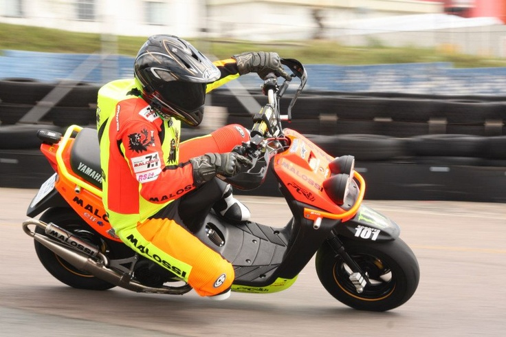 Malossi racing photo