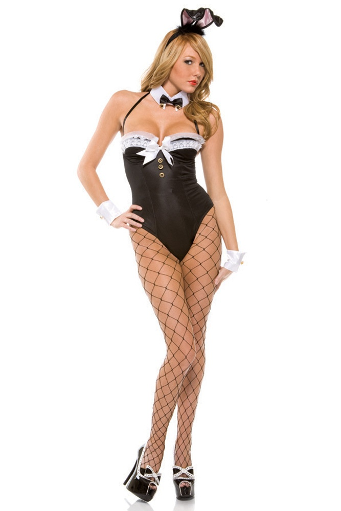 35 best bunny playboy bunny costumes images on pinterest. Black Bedroom Furniture Sets. Home Design Ideas
