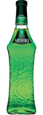 Midori is the original and most popular melon liqueur on the market. Midori is the base of many popular cocktails, including the iconic Midori Illusion and the Japanese Slipper. Sweet and viscous, Midori loves mixers like pineapple juice or lemonade.