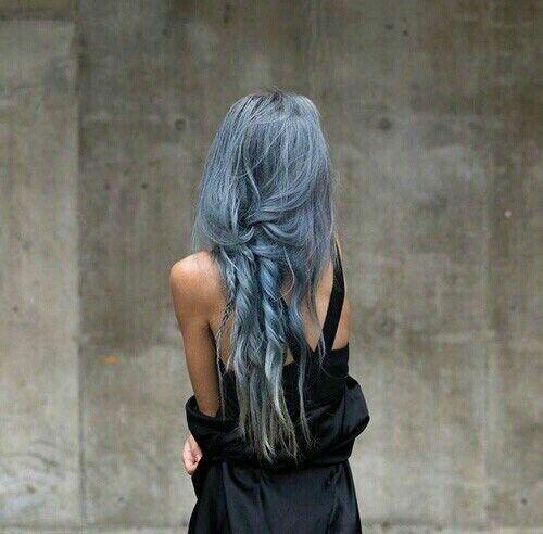 Pelo color fantasía. Te animás?