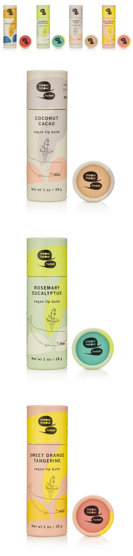 The Packaging for Meow Meow Tweet's Lip Balms is Too Freakin' Cute — The Dieline | Packaging & Branding Design & Innovation News