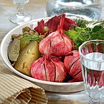 Овощные заготовки на зиму