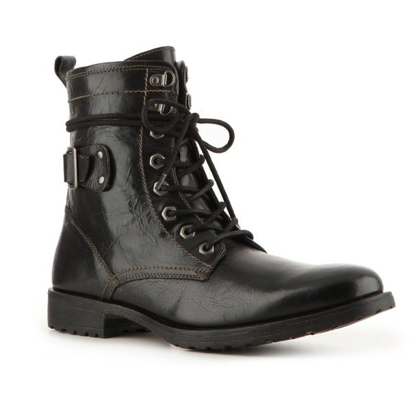 Aston Grey Rockcastle Boot (695 HRK) ❤ liked on Polyvore featuring shoes, boots, aston grey, aston grey shoes and aston grey boots