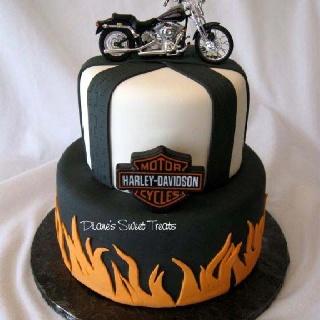 39 best Cakes Harley Davidson Cakes images on Pinterest Harley