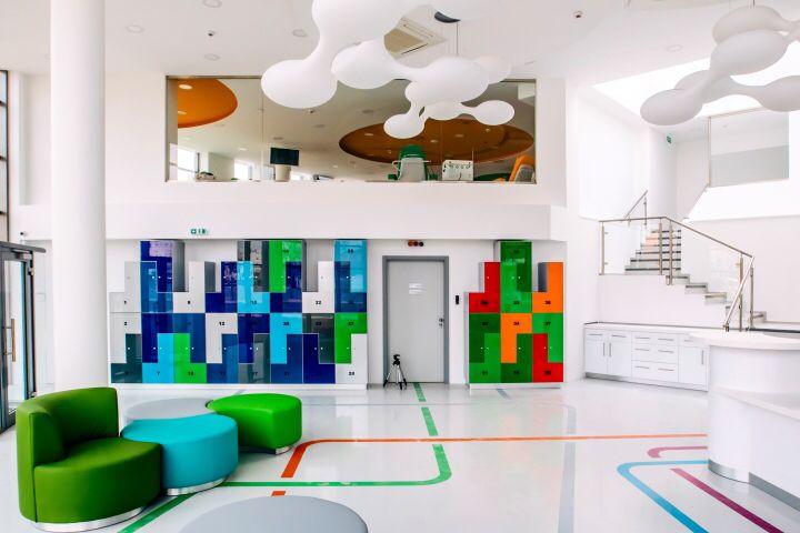 Pheresis Center by Csiszer Design, Székesfehérvár – Hungary