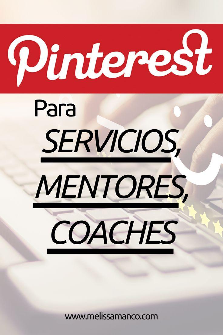 La entrada Pinterest para Vender Servicios, Mentorias y Coaching se publicó primero en Melissa Manco. Coaching, Instagram, Ideas, Home, Business Tips, Earn Money, Knowledge, To Sell, Entryway