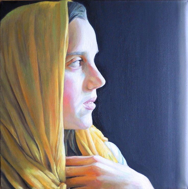 """Saatchi Online Artist: Stefano Ornella; Oil 2013 Painting """"luminosa 3"""""""