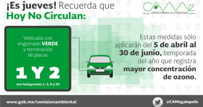 Hoy No Circula, hoy jueves 19 de mayo de 2016 http://noticias.starmedia.com/mexico/hoy-no-circula-hoy-jueves-19-mayo-2016.html