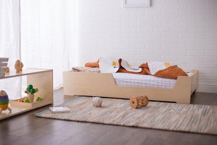 Additional Bed Side Toddler Floor Bed Floor Bed Toddler Bed